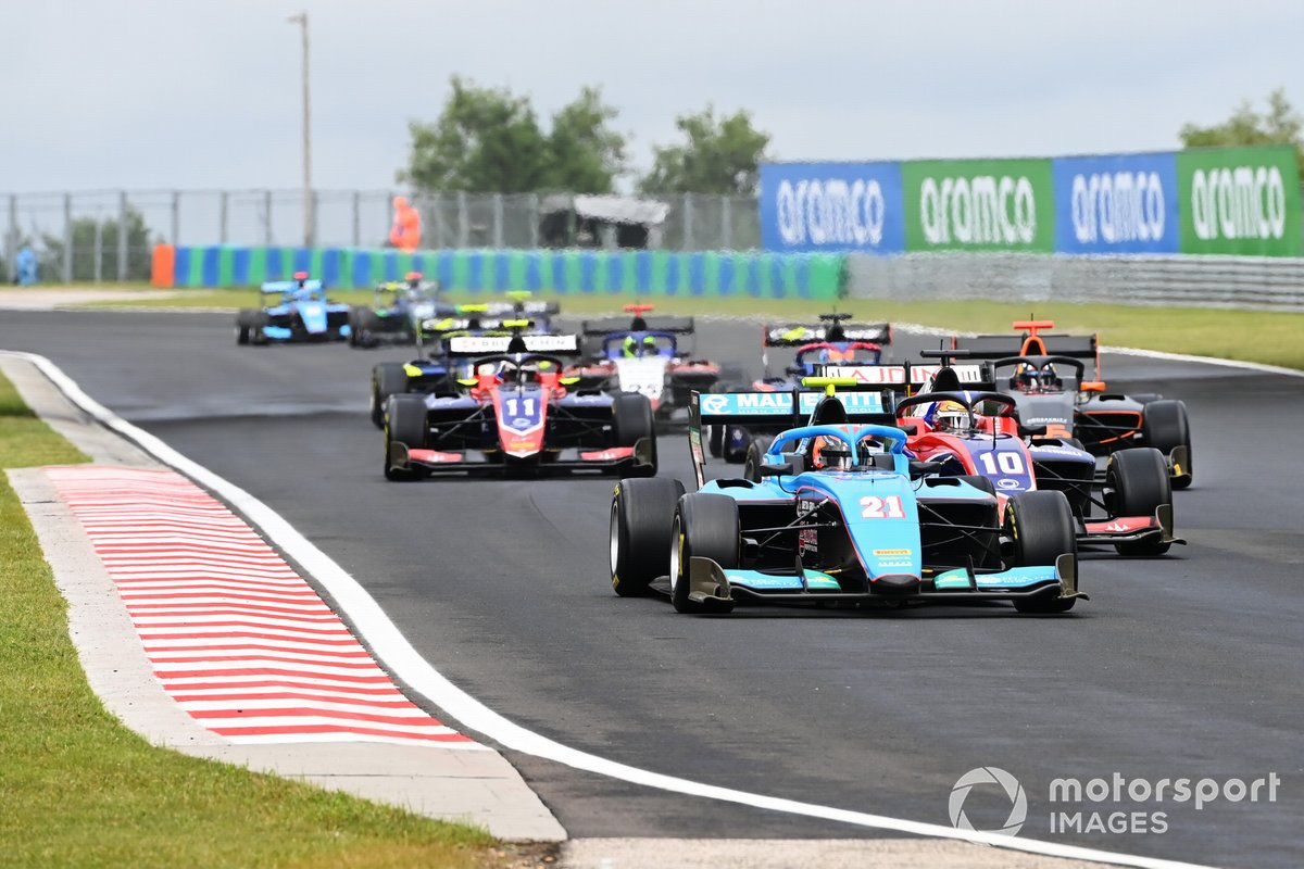 Federico Malvestiti, Jenzer Motorsport, y Lirim Zendeli, Trident