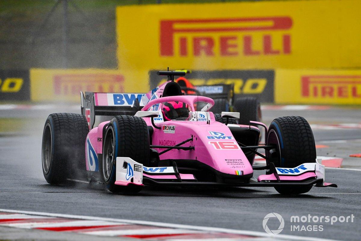 Artem Markelov, HWA Racelab