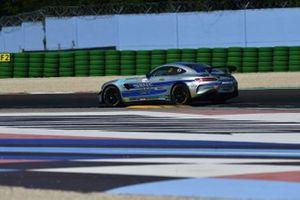 Luca Magnoni, Nova Race Events, MERCEDES AMG GT4