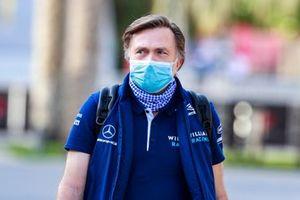 Jost Capito, CEO, Williams