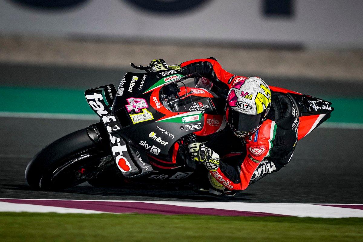2021: Aleix Espargaró (Aprilia RS-GP)