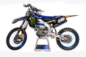 Motor Ben Watson, Monster Energy Yamaha Factory Racing