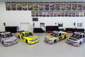 ThorSport Racing Toyota line up