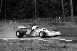 Bob Evans, Stanley BRM P201