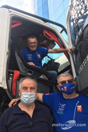 Il Team Orobica Raid guidato da Giulio Verzelletti