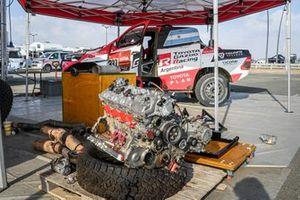 #337 Overdrive Toyota: Juan Cruz Yacopini, Alejandro Miguel Yacopini