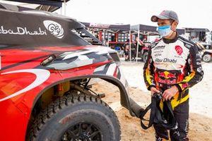 #314 Abu Dhabi Racing Peugeot: Cyril Despres