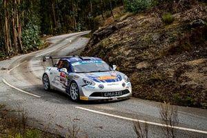 Zelindo Melegari, Corrado Bonato, Alpine A110 RGT