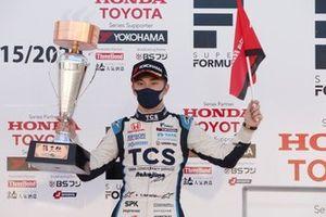 Tadasuke Makino(TCS NAKAJIMA RACING)