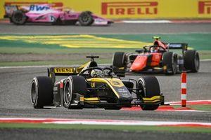 Guanyu Zhou, UNI-Virtuosi devance Felipe Drugovich, MP Motorsport