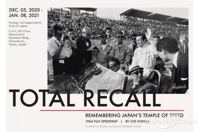Joe HONDA Photo exhibition『TOTAL RECALL』