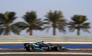Sean Gelael, DAMS Racing