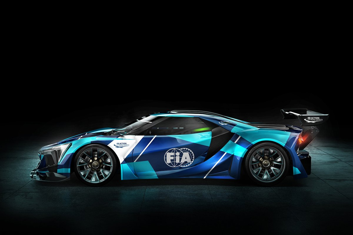 FIA Electric GT