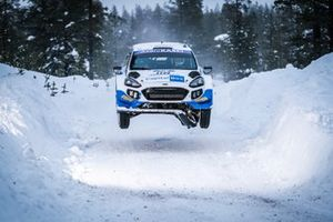 Janne Tuohino, Reeta Hämäläinen, Janpro Ford Fiesta WRC