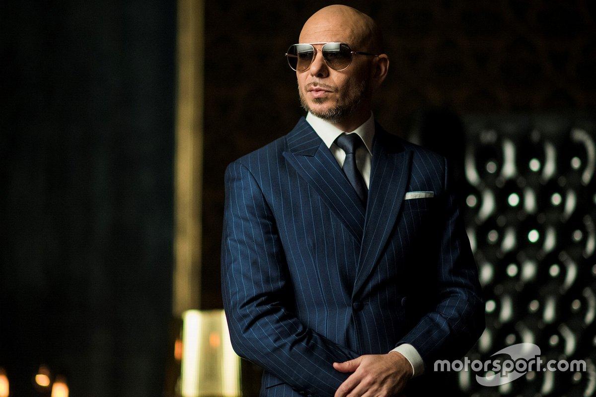 Pitbull, Copropietario del equipo Trackhouse Racing