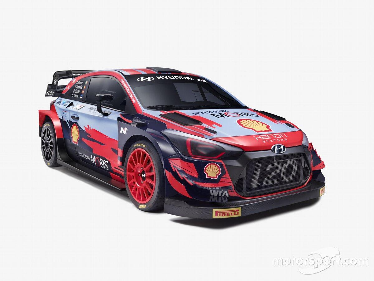 Hyundai Shell Mobis WRT: время определиться