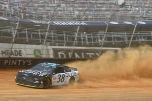 Anthony Alfredo, Front Row Motorsports, Ford Mustang Dude Wipes