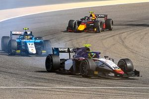 Guilherme Samaia, Charouz Racing System, Lirim Zendeli, MP Motorsport and Juri Vips, Hitech Grand Prix