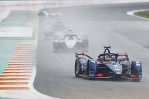 Robin Frijns, Envision Virgin Racing, Audi e-tron FE07, Edoardo Mortara, Venturi Racing, Silver Arrow 02