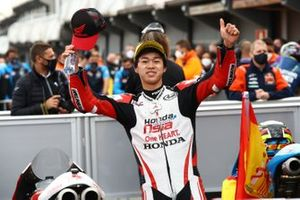 Troisième place pour Ai Ogura, Honda Team Asia