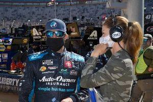 Martin Truex Jr., Joe Gibbs Racing, mit Jamie Little, Fox Sports