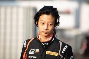Han Cenyu 'McQueen', Van Amersfoort Racing