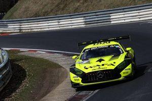 #8 GetSpeed Performance Mercedes-AMG GT3: Francois Perrodo, Emmanuel Collard, Matthieu Vaxiviere