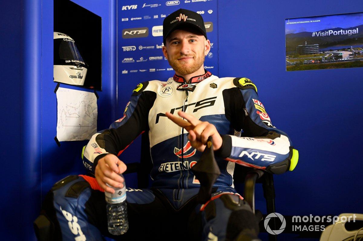 Fraser Rogers, NTS RW Racing GP