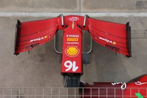 Ferrari SF21 front wing
