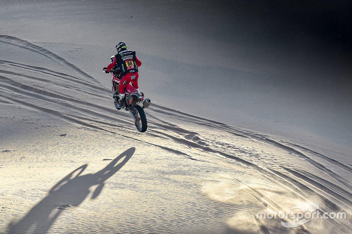 #88 Monster Energy Honda Team: Joan Barreda Bort