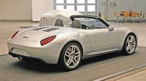 Porsche 550one 2008