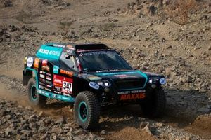 #347 Maxxis Dakar Team Powered By Eurol Jefferies Dakar Rally: Tim Coronel, Tom Coronel