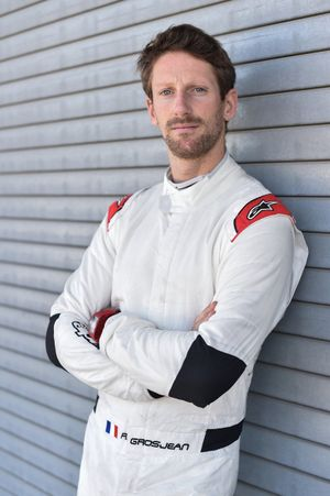 Romain Grosjean, Dale Coyne Racing with Rick Ware Racing Honda