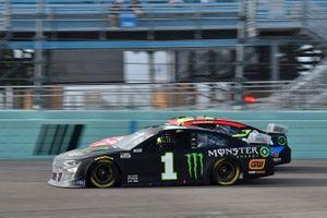 Kurt Busch, Chip Ganassi Racing, Chevrolet Camaro Monster Energy, William Byron, Hendrick Motorsports, Chevrolet Camaro Axalta