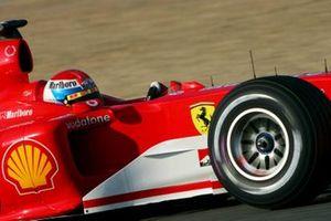 Marc Gene, Ferrari F2004