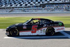 Matt Mills, B.J. McLeod Motorsports, Chevrolet Camaro J.F. Electric