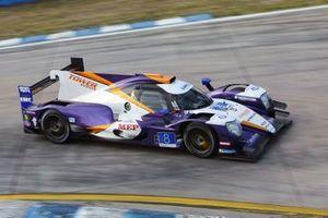 #8: Tower Motorsport ORECA LMP2 07, LMP2: John Farano, Gabriel Aubry, Tim Buret