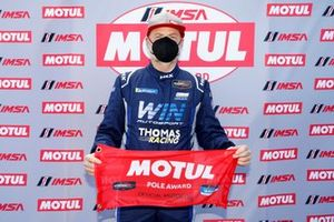 #11 WIN Autosport ORECA LMP2 07, LMP2: Steven Thomas, IMSA Motul Pole Award for LMP2