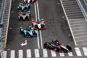 Sebastien Buemi, Nissan e.dams, Nissan IMO2, Mitch Evans, Jaguar Racing, Jaguar I-Type 5, Lucas Di Grassi, Audi Sport ABT Schaeffler, Audi e-tron FE07