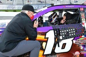 Kyle Busch, Joe Gibbs Racing, Toyota Camry Snickers Peanut Brownie et Joe Gibbs