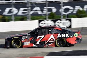 Corey LaJoie, Spire Motorsports, Chevrolet Camaro ARK.io