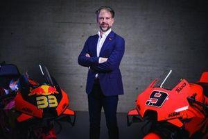 Jens Hainbach, KTM Factory Racing