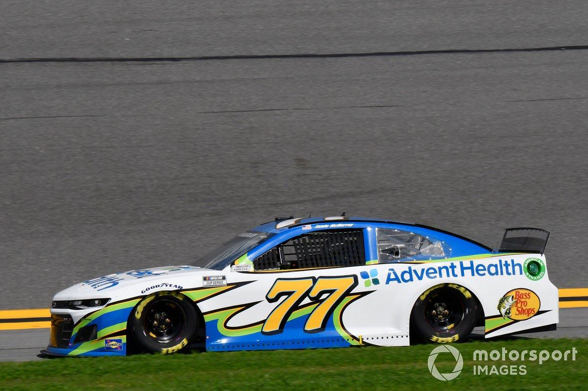 19. Jamie McMurray, Spire Motorsports, Chevrolet Camaro