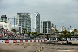 IndyCar-Action in St. Petersburg