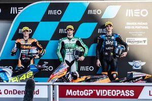 Fabio Di Giannantonio, Speed Up Racing, Remy Gardner, SAG Racing Team, Luca Marini, Sky Racing Team VR46