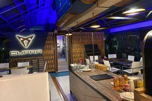 Hospitality Scuderia del Girasole by Cupra Racing