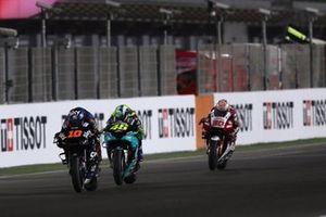 Luca Marini, Esponsorama Racing, Valentino Rossi, Petronas Yamaha SRT