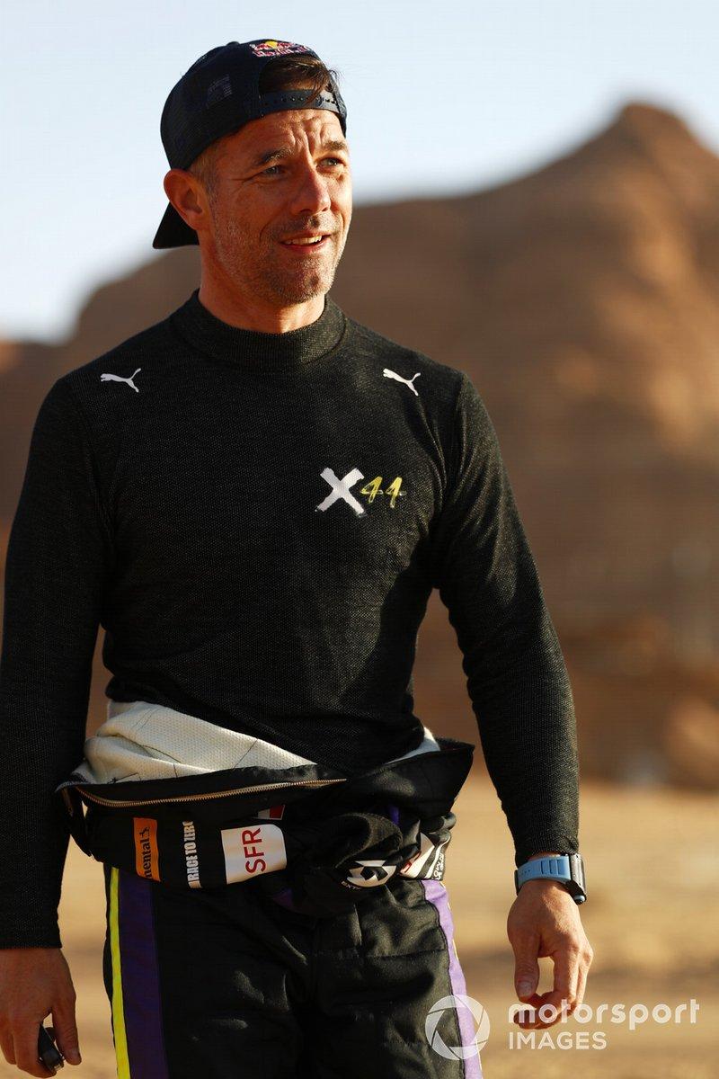 Sebastien Loeb, X44
