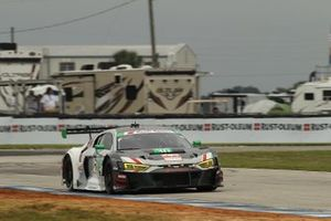 #30 Team Hardpoint Audi R8 LMS GT3, GTD: Rob Ferriol, Pierre Kaffer, Andrew Davis