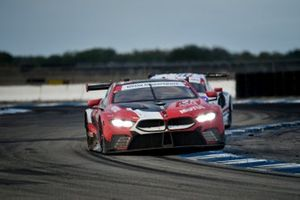 #25 BMW Team RLL BMW M8 GTE, GTLM: Connor De Phillippi, Philipp Eng, Bruno Spengler